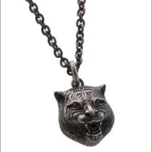 73 Off Gucci Jewelry Gucci 2017 Sterling Silver Feline
